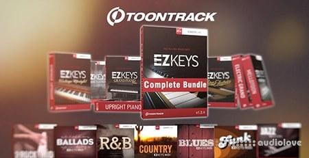 Toontrack EZkeys Complete v1.2.5 WiN