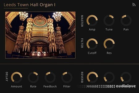 Noiiz Leeds Town Hall Organ FOR Noiiz Player MULTiFORMAT WiN MacOSX