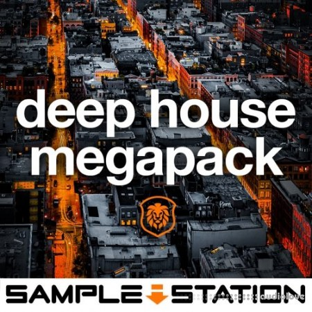 Sample Station Deep House Megapack WAV