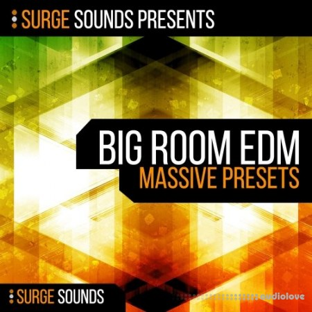 Surge Sounds Big Room EDM Synth Presets
