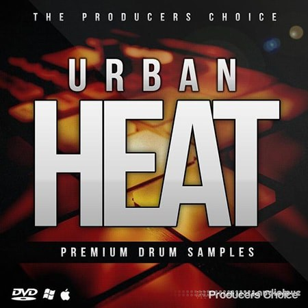 Producers Choice Urban Heat Drum Kit WAV