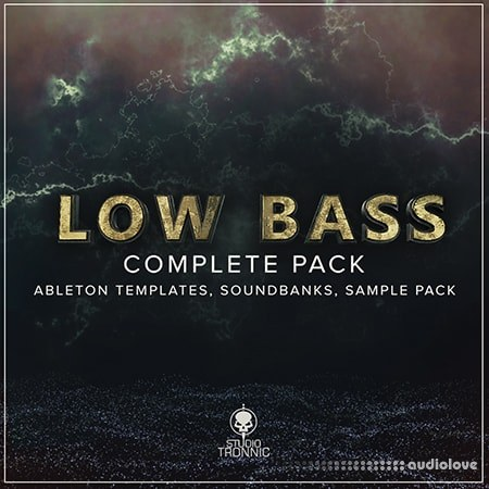 StudioTronnic Low Bass Complete WAV MiDi Synth Presets DAW Templates
