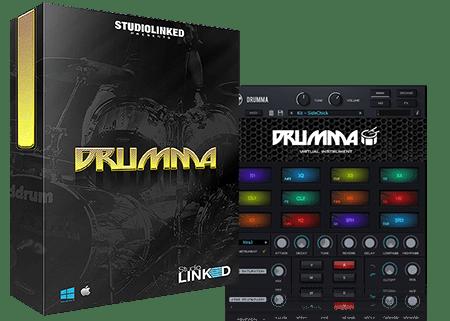 StudioLinkedVST Drumma v1.1 WiN MacOSX