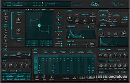 Rob Papen Go2 v1.0.1b CE / 1.0.1a WiN MacOSX