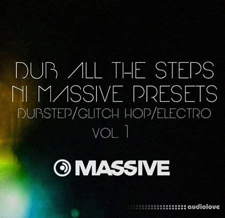 ADSR Sounds Dub All The Steps Vol.1 Synth Presets