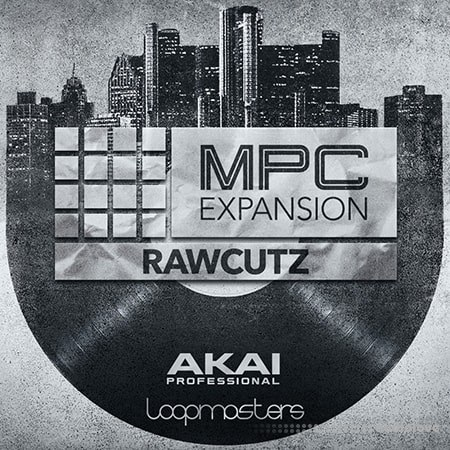 MPC Software AKAI MPC Software Expansion Raw Cutz v1.0.2 WAV WiN