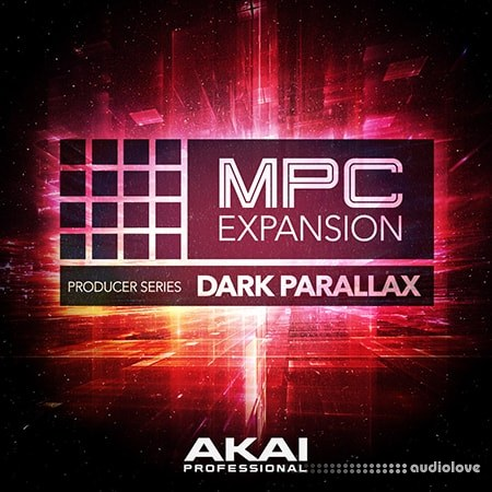 MPC Software AKAI MPC Software Expansion Dark Parallax v1.0.4 WAV WiN