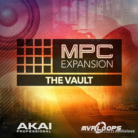 MPC Software AKAI MPC Software Expansion The Vault 2.0 v1.1.1 WAV WiN
