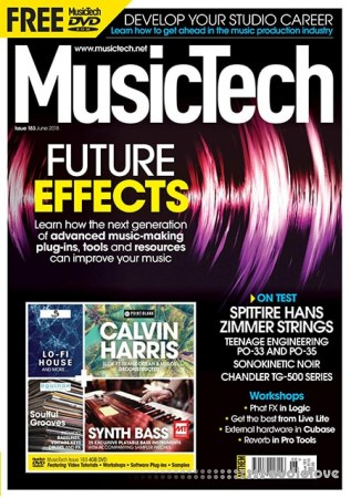 MusicTech June 2018