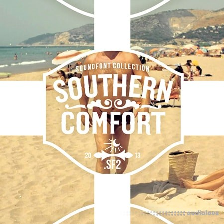 AudioBoost Southern Comfort Soundfonts Kit SF2