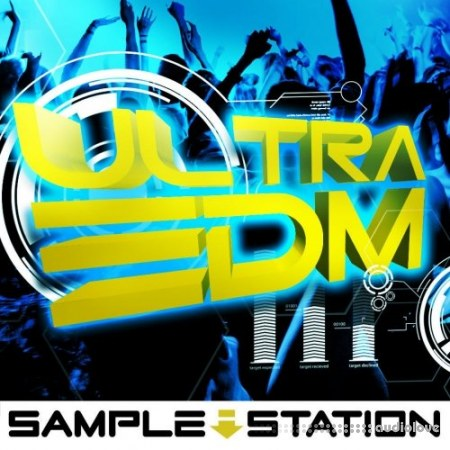 Sample Station Ultra EDM WAV