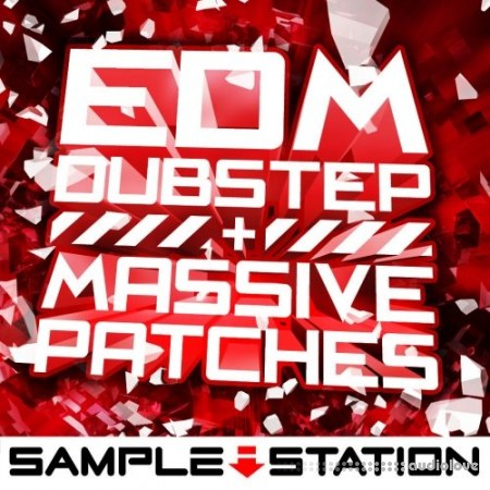 Sample Station EDM and Dubstep Synth Presets