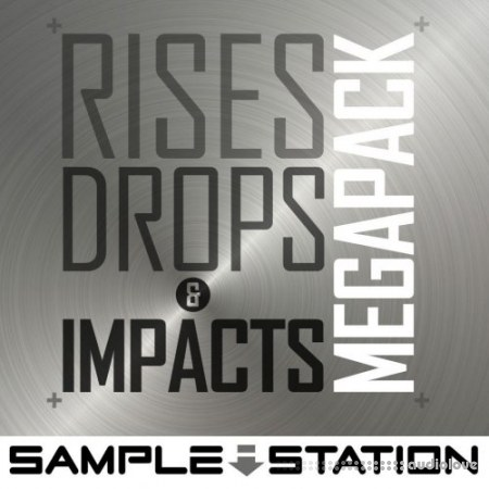 Sample Station Rises Drops and Impacts Megapack WAV