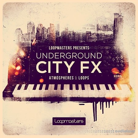 Loopmasters Underground City FX MULTiFORMAT