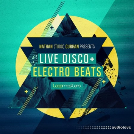 Loopmasters Nathan Curran Presents Live Disco and Electro Beats MULTiFORMAT