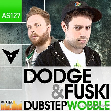 Loopmasters Dodge and Fuski Dubstep Wobble MULTiFORMAT