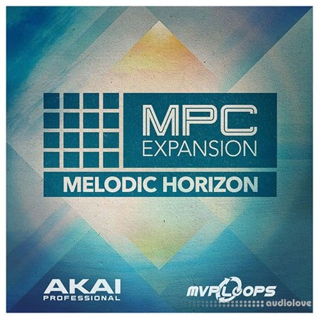 MPC Software AKAI MPC Software Expansion Melodic Horizon v1.0.1 WAV WiN
