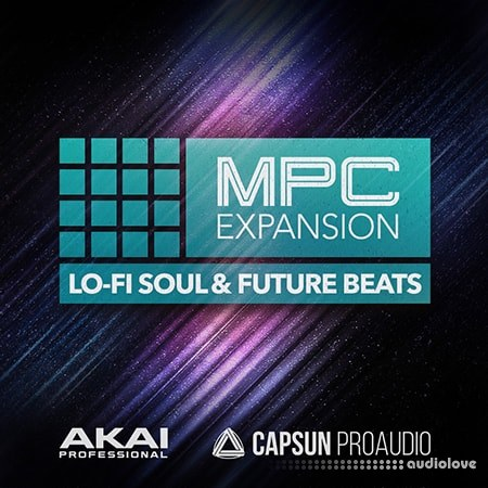 MPC Software AKAI MPC Software Expansion Lo-Fi Soul+Future Beats v1.0.3 WAV WiN