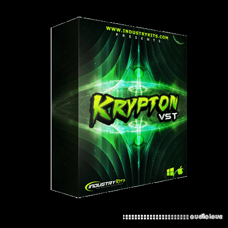 Industry Kits Krypton VST WiN MacOSX