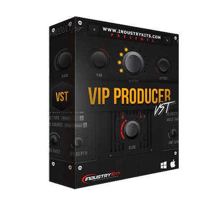 Industry Kits VIP Producer VST WiN MacOSX