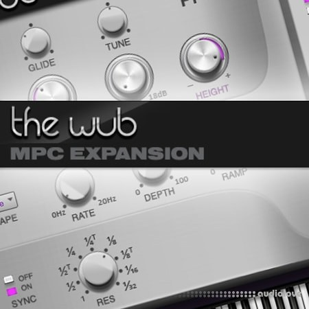 AKAI MPC Software Expansion The Wub v1.3 WiN