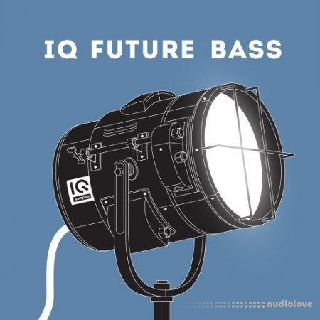 IQ Samples IQ Future Bass WAV