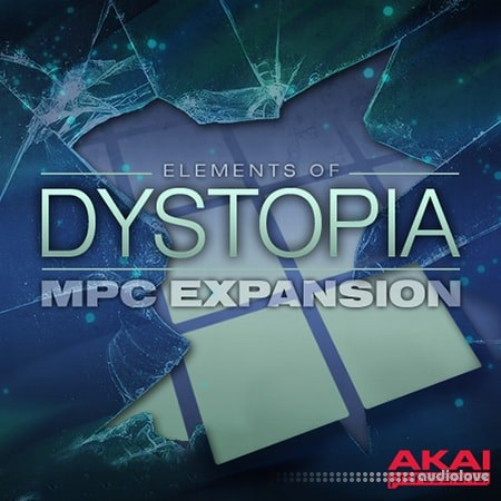 AKAI MPC Software Expansion Elements Of Dystopia v1.0 WAV WiN
