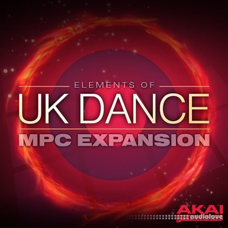 AKAI MPC Software Expansion Elements Of UK Dance v1.0 WAV WiN