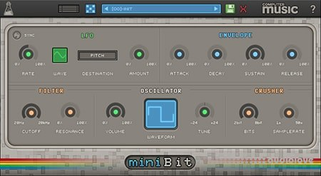 AudioThing miniBit v1.5.0 CE WiN