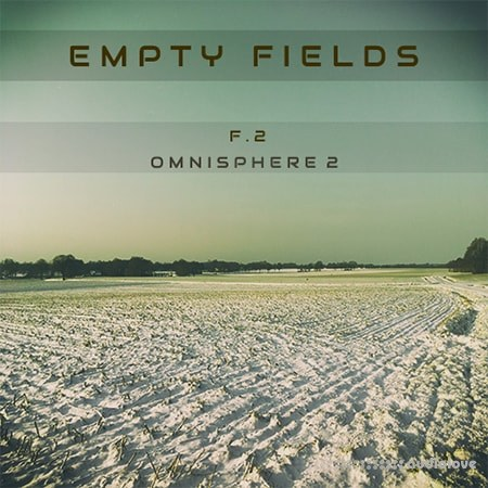 Triple Spiral Audio Empty Fields F.2 Pack 2 Synth Presets