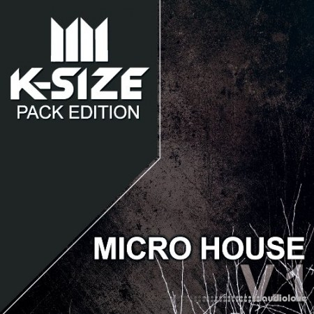 K-Size Micro House Pack V1 WAV
