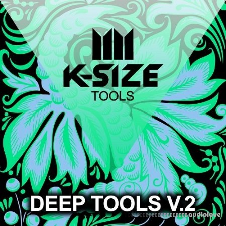 K-Size Deep Tools V.2 WAV