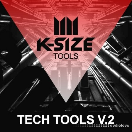 K-Size Tech Tools V2 WAV