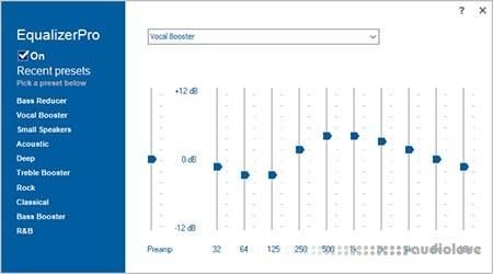 Equalizer Pro v1.1.7 WiN