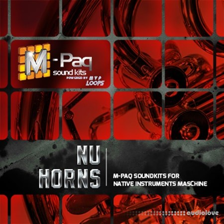 MVP Loops Nu Horns M-Paq