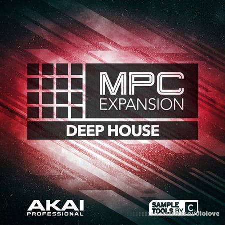 AKAI MPC Software Expansion Deep House v1.0.2 WAV WiN