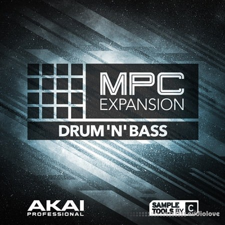 AKAI MPC Software Expansion Drum N Bass v1.0.2 WAV WiN
