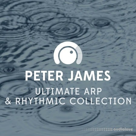 Peter James Ultimate ARP and Rhythmic Collection Synth Presets