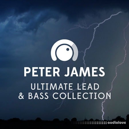 Peter James Ultimate Lead and Bass Collection Synth Presets