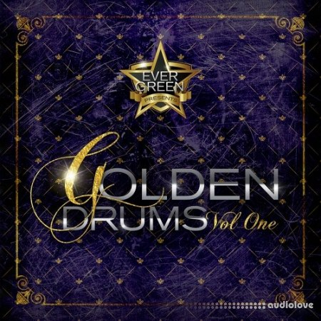 Eartouch Ent Evergreen Golden Drums Vol.I WAV