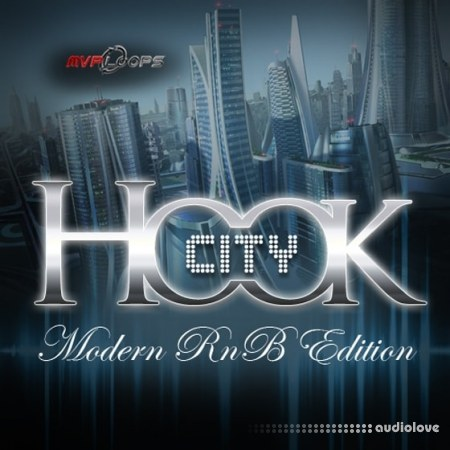 MVP Loops Hook City Modern RnB Edition MULTiFORMAT
