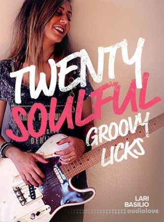JTC 20 Soulful Groovy Licks by Lari Basilio TUTORiAL
