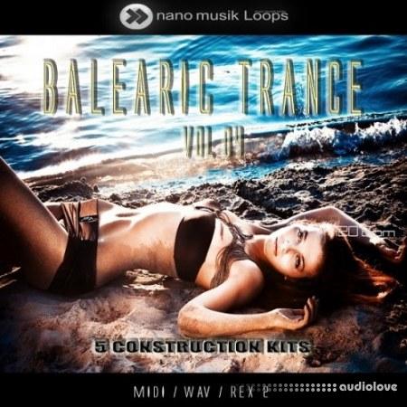 Nano Musik Loops Balearic Trance Vol.4 ACiD WAV REX AiFF