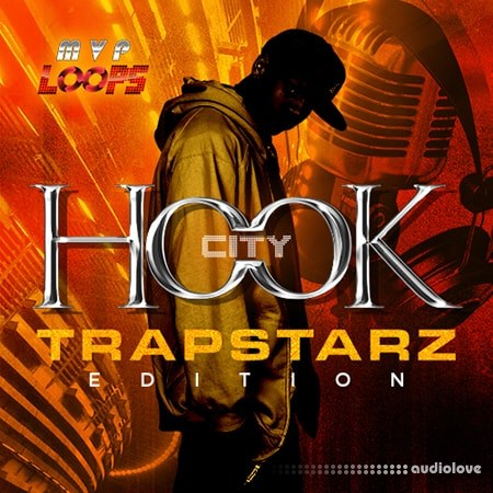 MVP Loops Hook City Trapstarz Edition WAV MiDi