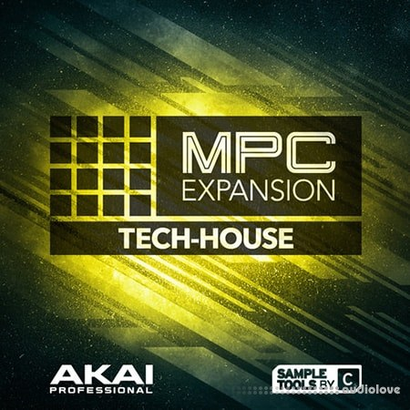 AKAI MPC Software Expansion Tech-House v1.0.2 WAV WiN