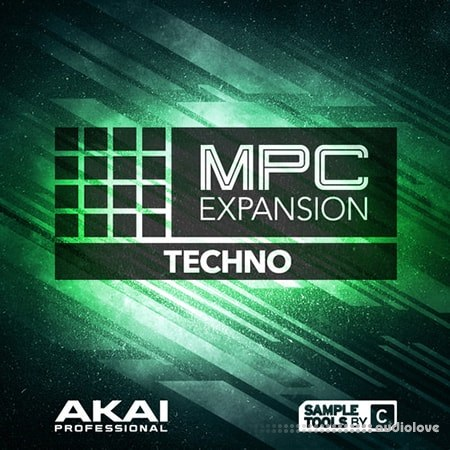 AKAI MPC Software Expansion Techno v1.0.2 WAV WiN