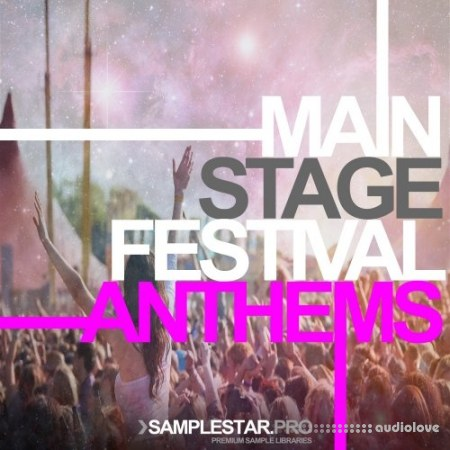 SS Pro Main Stage Festival Anthems WAV MiDi Synth Presets
