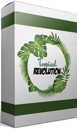 Evolution Of Sound Tropical Revolution WAV MiDi Synth Presets DAW Templates