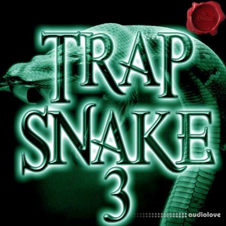 Fox Samples Trap Snake 3 WAV MiDi