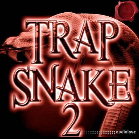 Fox Samples Trap Snake 2 WAV MiDi